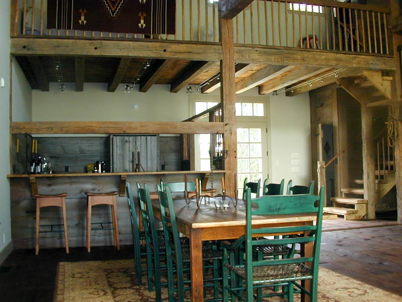 Barn restoration relocation conversion iden barn homes for Home design restoration
