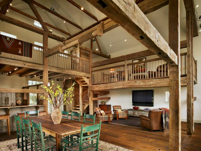 What Are You Looking To Do Build A Barn Home